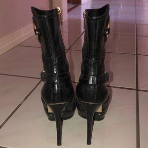 Michael Kors Shoes - Michael Kors Black Boots